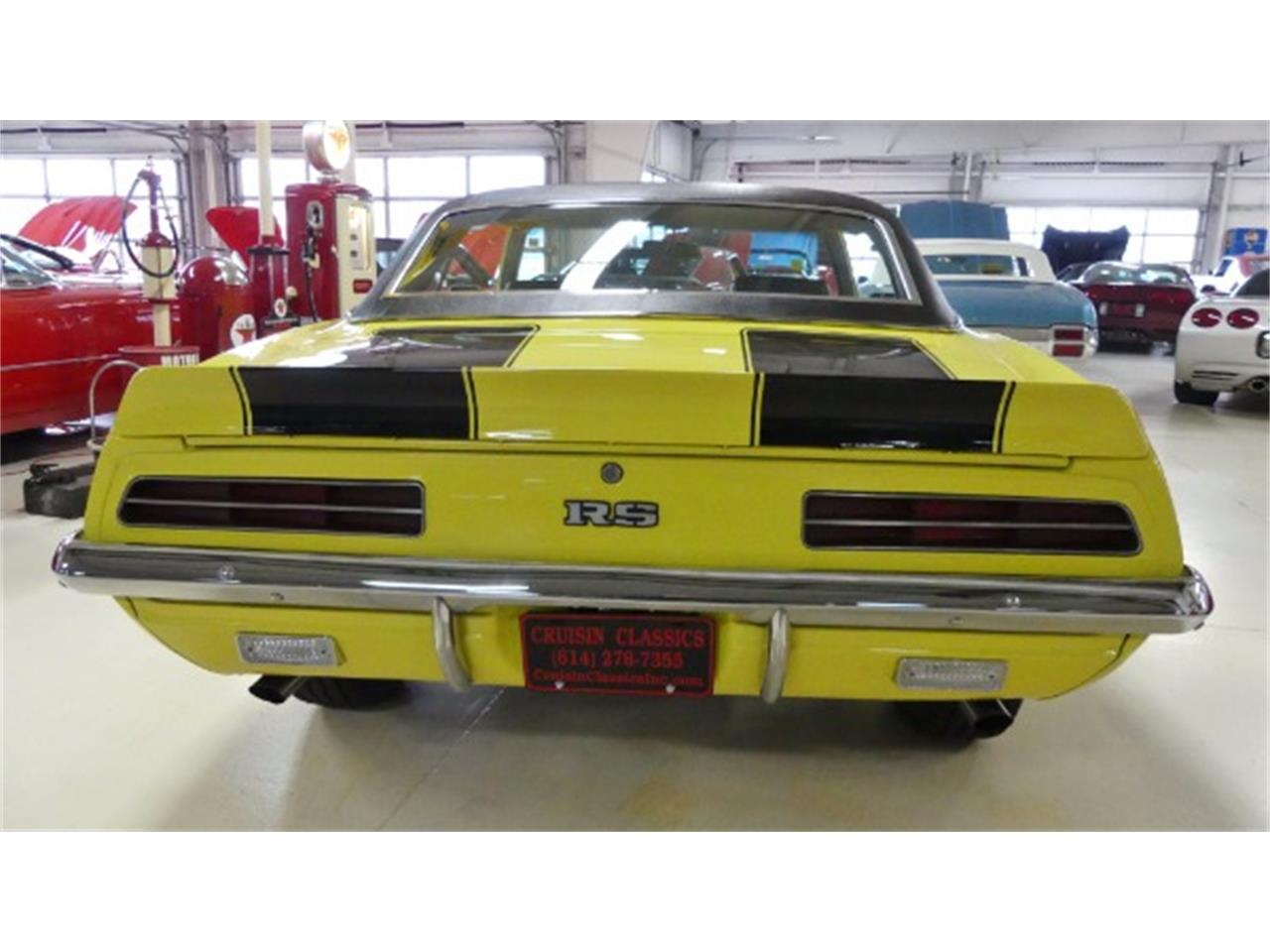Large Picture of '69 Camaro - MD9X