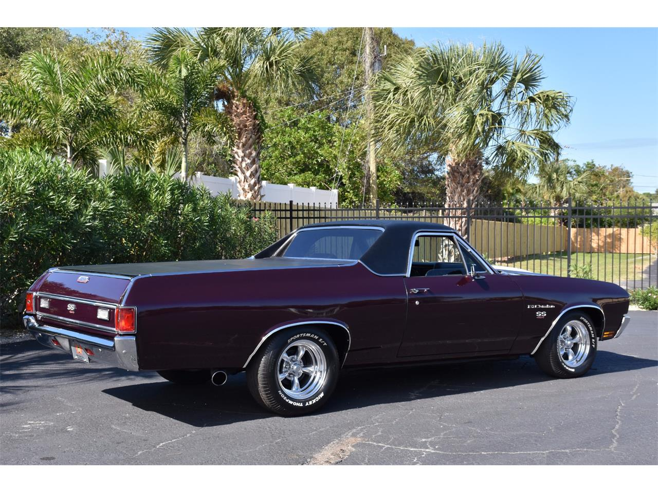 Large Picture of Classic 1970 El Camino located in Florida Auction Vehicle Offered by Ideal Classic Cars - MDAK