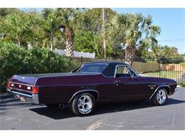 Picture of Classic '70 El Camino located in Venice Florida Auction Vehicle - MDAK