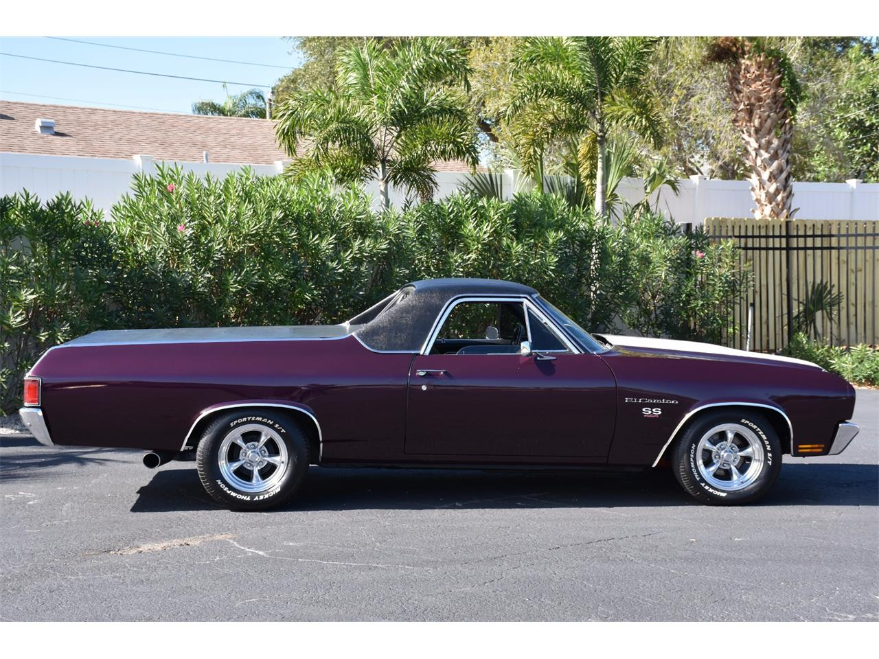 Large Picture of Classic '70 El Camino located in Florida Offered by Ideal Classic Cars - MDAK