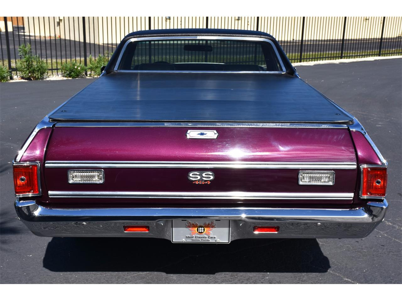 Large Picture of Classic 1970 El Camino Auction Vehicle - MDAK