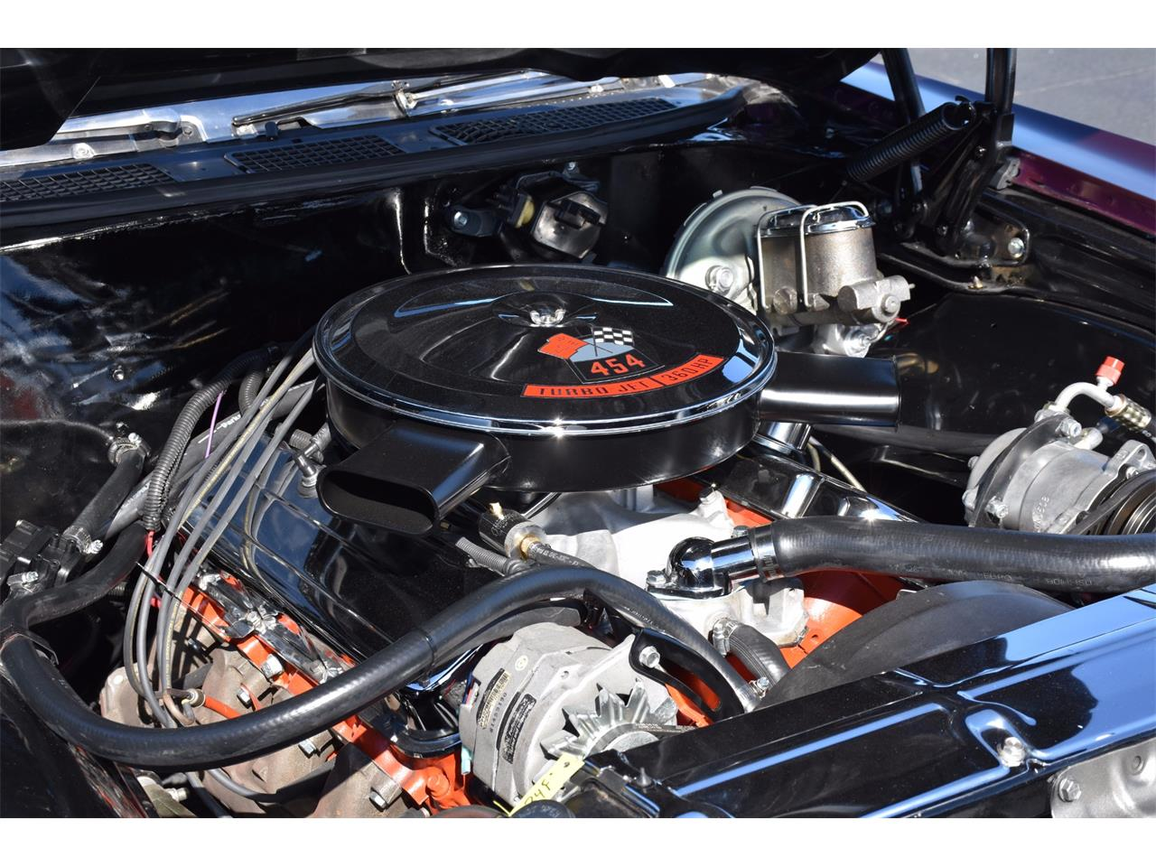 Large Picture of '70 El Camino Auction Vehicle Offered by Ideal Classic Cars - MDAK