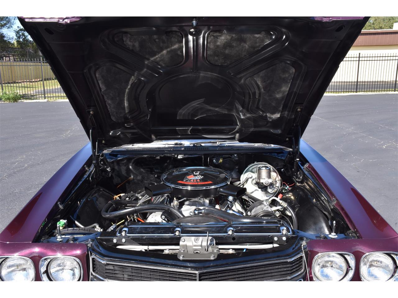 Large Picture of 1970 Chevrolet El Camino Auction Vehicle - MDAK