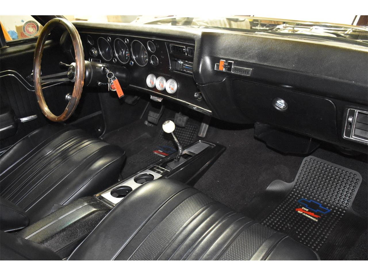 Large Picture of 1970 Chevrolet El Camino located in Venice Florida Auction Vehicle - MDAK