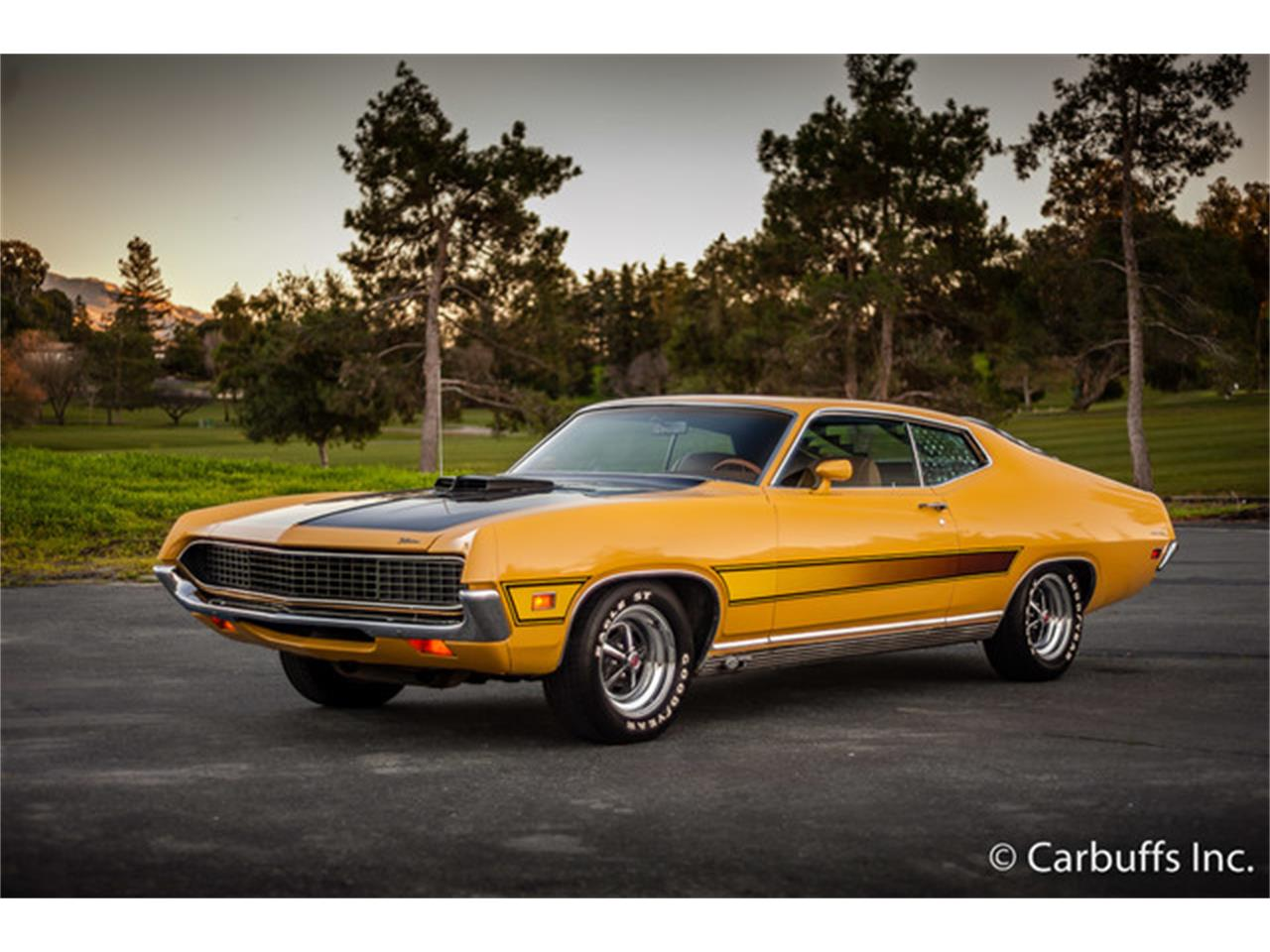 Large Picture Of Classic  Ford Torino   Mdb
