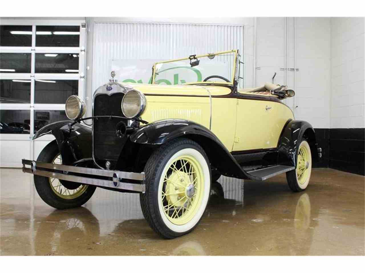Large Picture of Classic 1931 Ford Model A - $20,900.00 Offered by Evolve Motors - MDBT