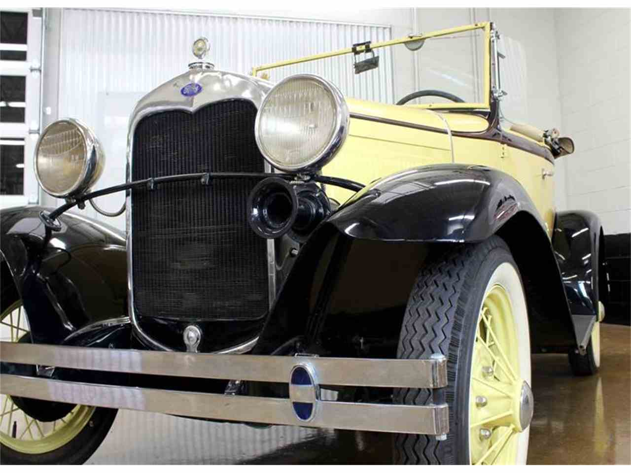 Large Picture of '31 Ford Model A - $20,900.00 Offered by Evolve Motors - MDBT