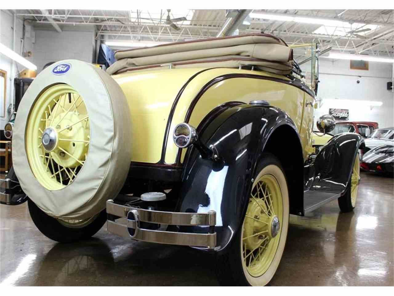 Large Picture of Classic '31 Model A located in Illinois Offered by Evolve Motors - MDBT