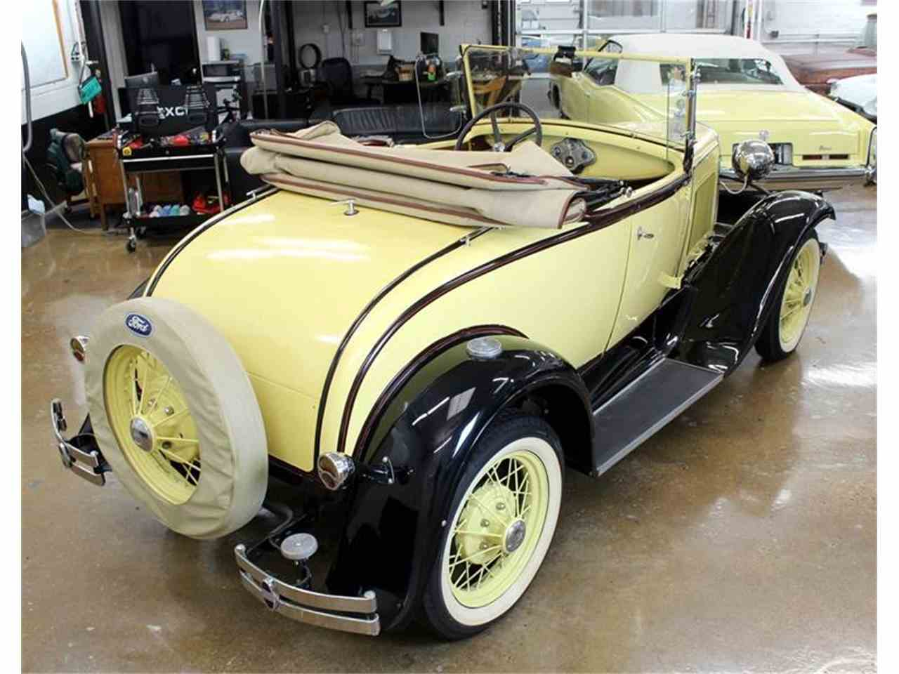 Large Picture of Classic 1931 Ford Model A Offered by Evolve Motors - MDBT