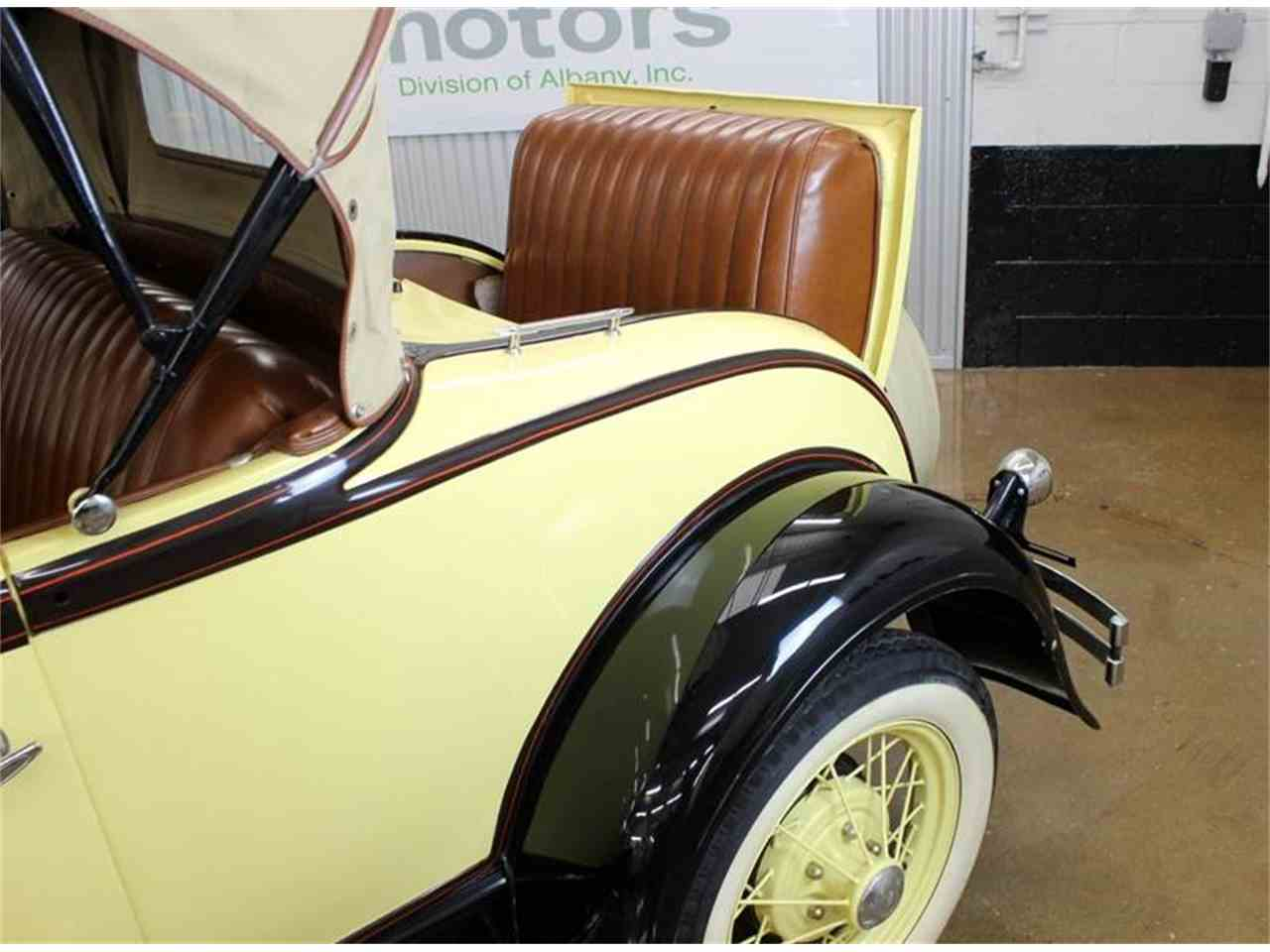 Large Picture of 1931 Ford Model A located in Chicago Illinois Offered by Evolve Motors - MDBT