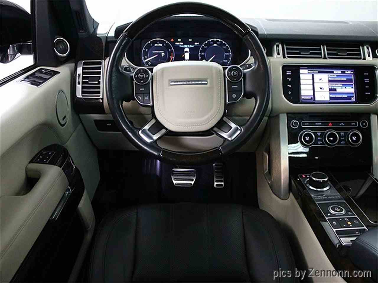 Large Picture of '13 Range Rover - MDBX
