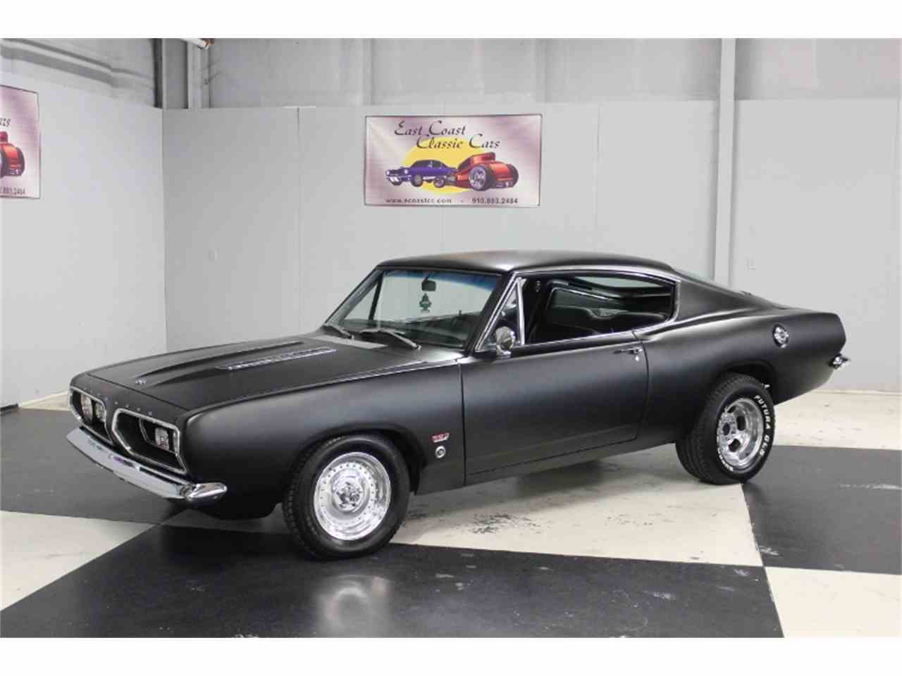 Large Picture of '67 Barracuda - MAR9