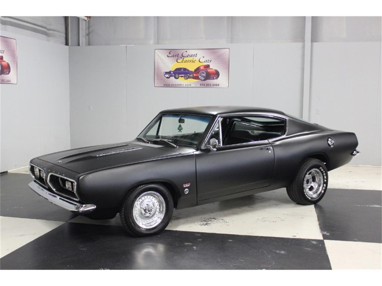 Large Picture of Classic 1967 Plymouth Barracuda - MAR9