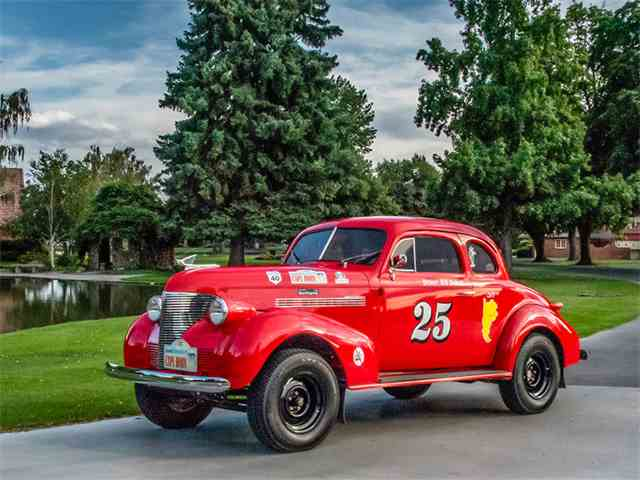Picture of '39 Coupe - MDCX