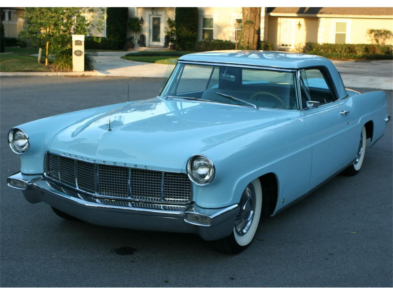 1956 Lincoln Continental Mark Ii For Sale Classiccars Com Cc 1043754