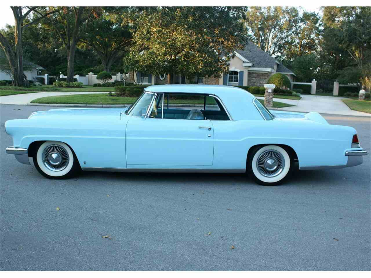 Large Picture of Classic 1956 Lincoln Continental Mark III located in lakeland Florida Offered by MJC Classic Cars - MDD6