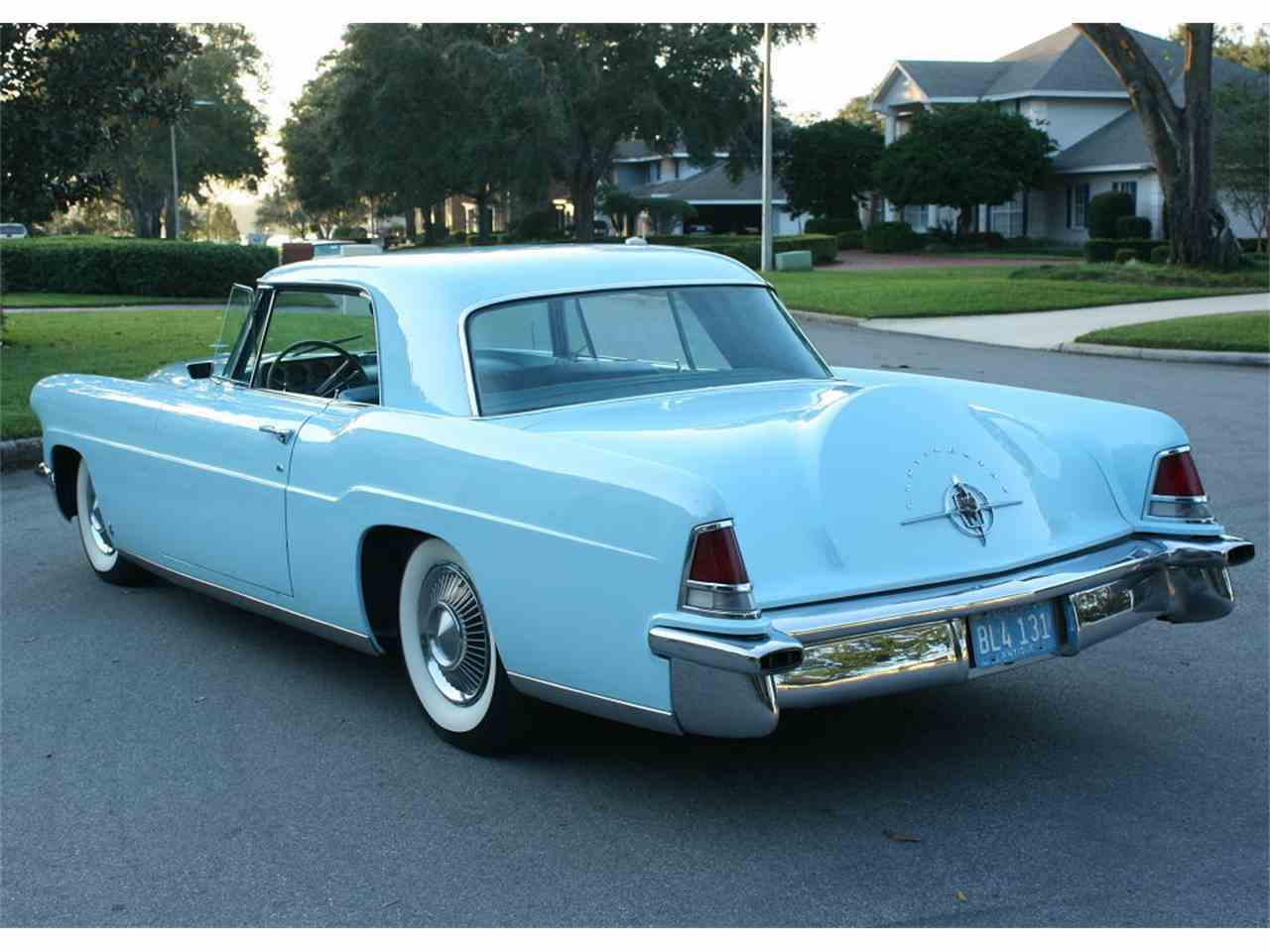 Large Picture of Classic 1956 Lincoln Continental Mark III located in Florida - $57,500.00 - MDD6