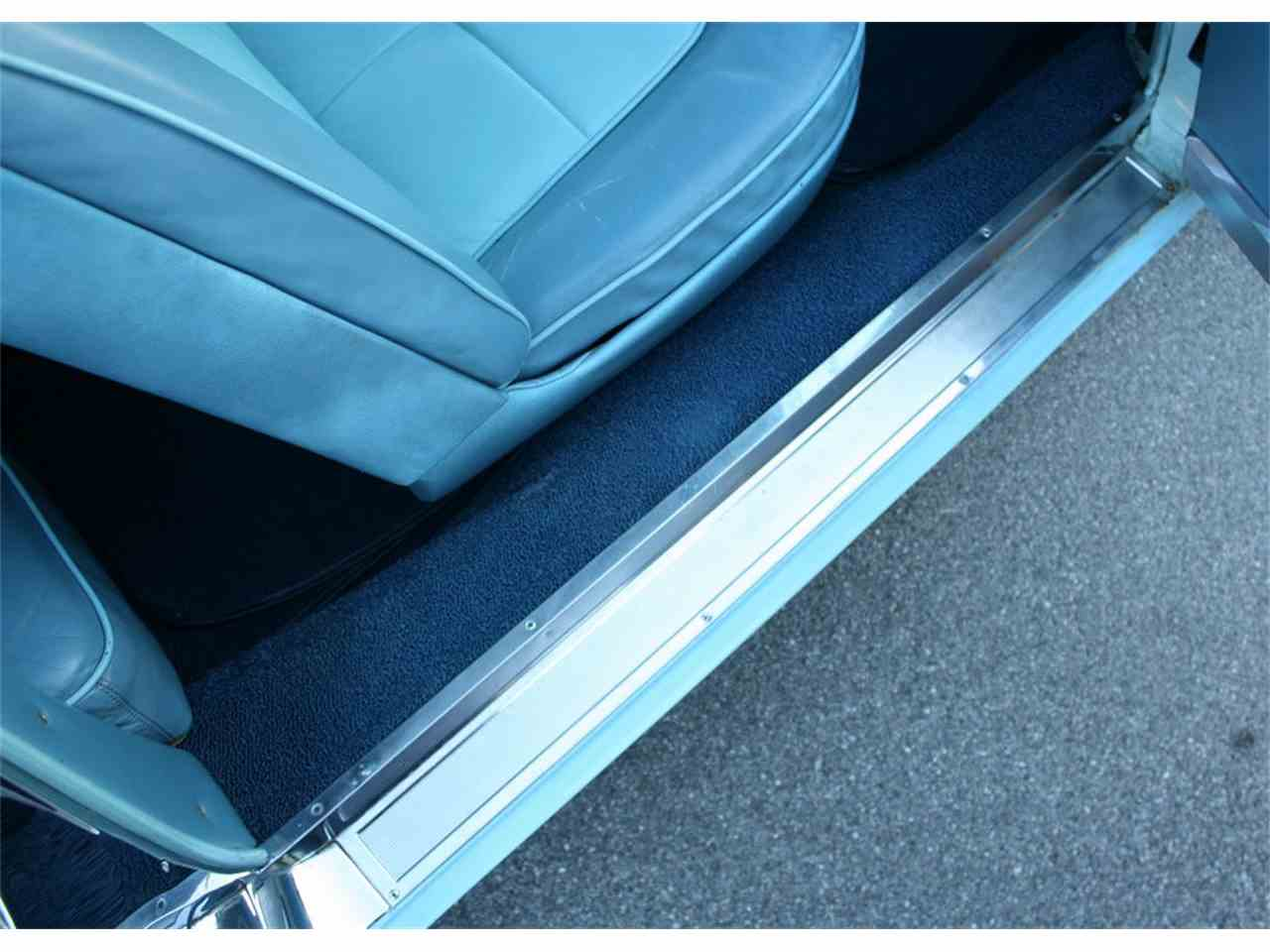 Large Picture of Classic '56 Lincoln Continental Mark III Offered by MJC Classic Cars - MDD6