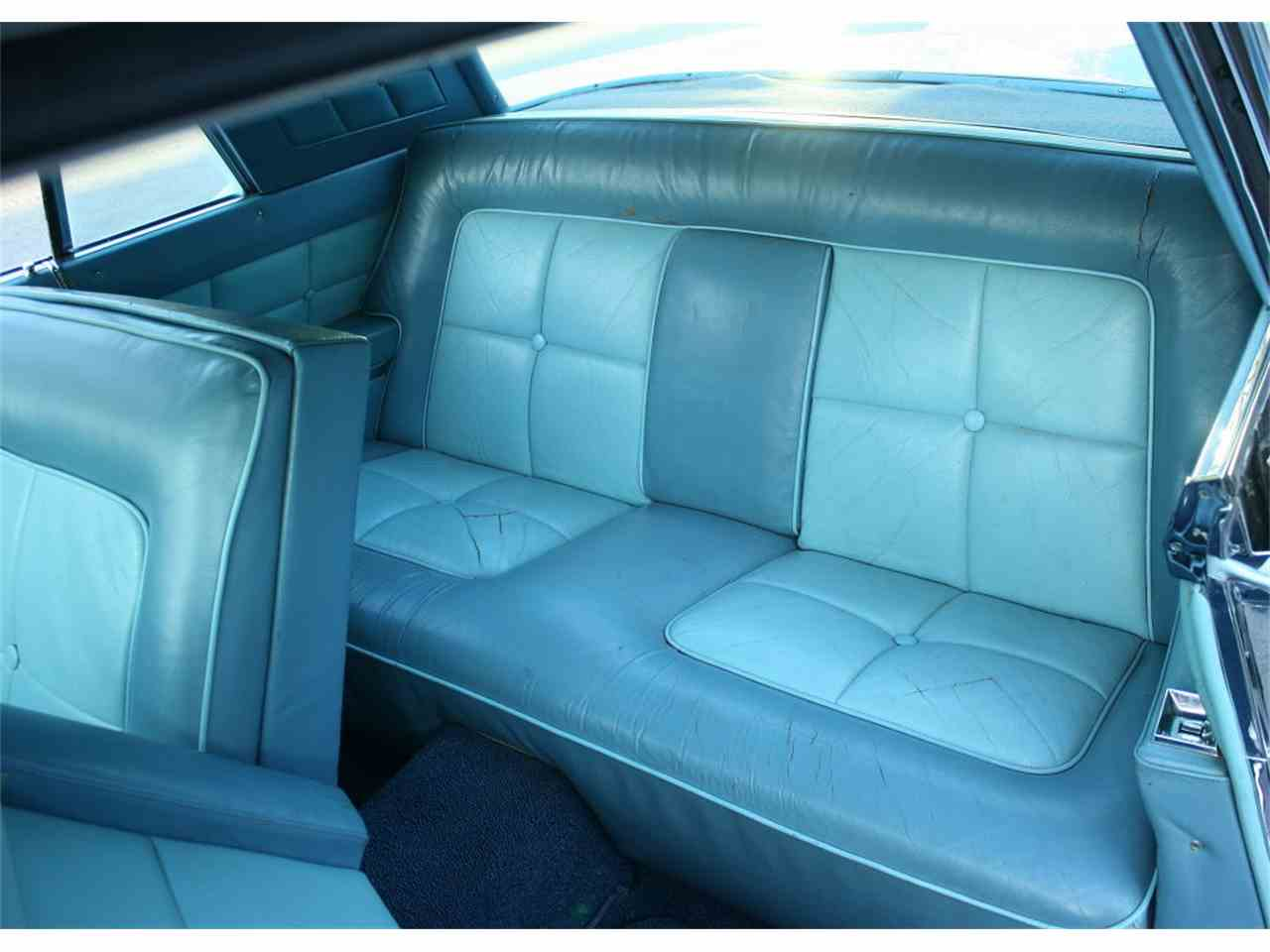 Large Picture of Classic 1956 Lincoln Continental Mark III Offered by MJC Classic Cars - MDD6