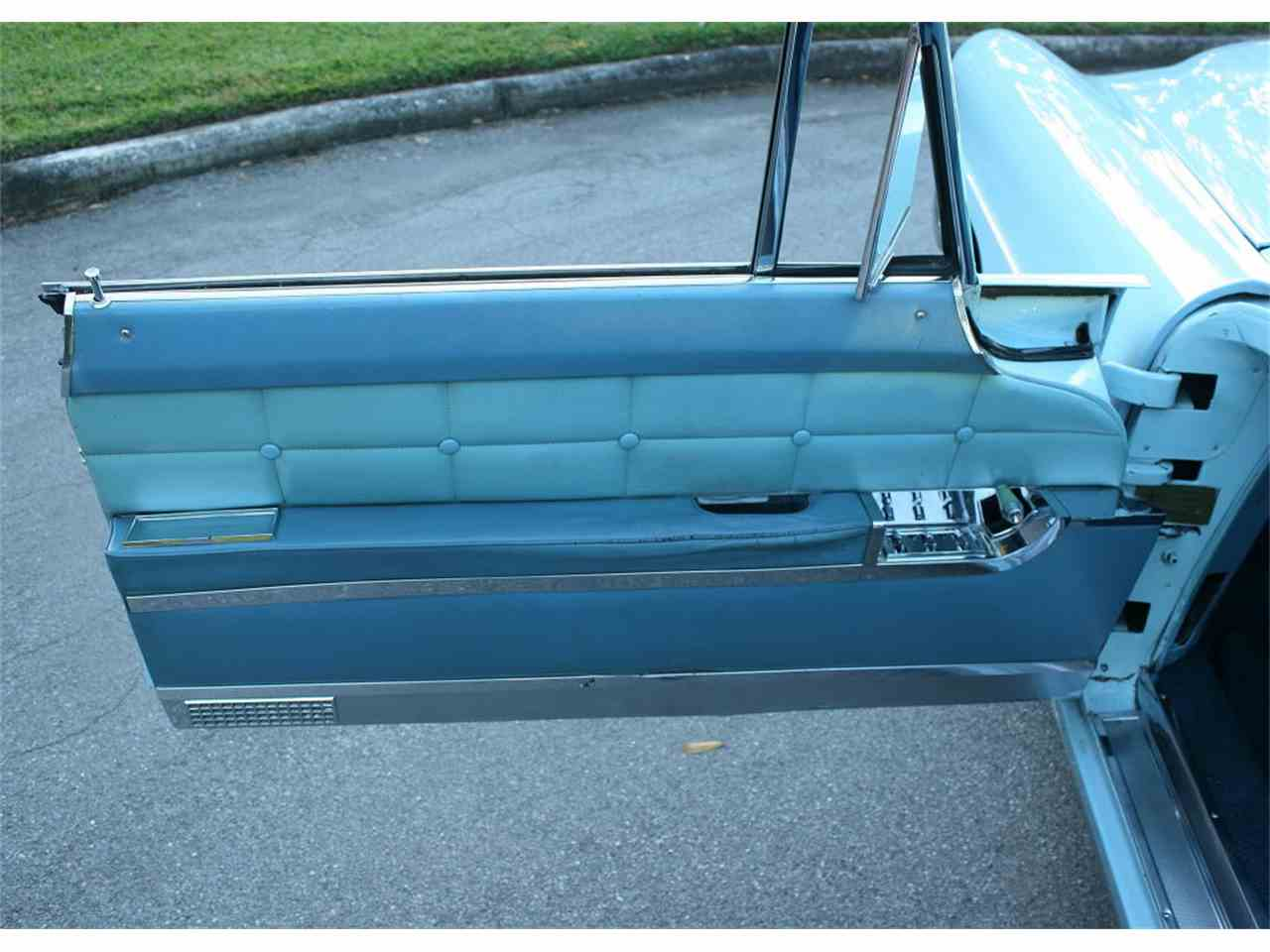 Large Picture of Classic 1956 Lincoln Continental Mark III located in Florida - MDD6