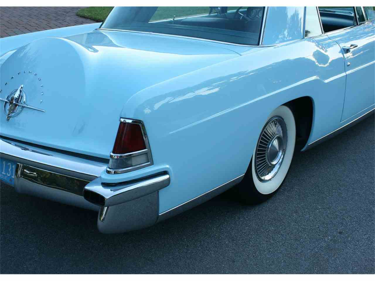 Large Picture of Classic '56 Continental Mark III located in lakeland Florida Offered by MJC Classic Cars - MDD6