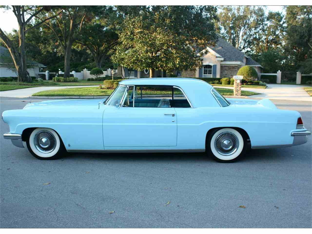 Large Picture of Classic '56 Continental Mark III located in lakeland Florida - $57,500.00 Offered by MJC Classic Cars - MDD6