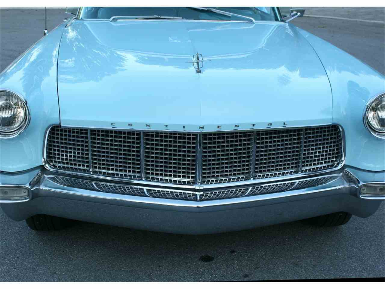 Large Picture of 1956 Lincoln Continental Mark III located in lakeland Florida Offered by MJC Classic Cars - MDD6