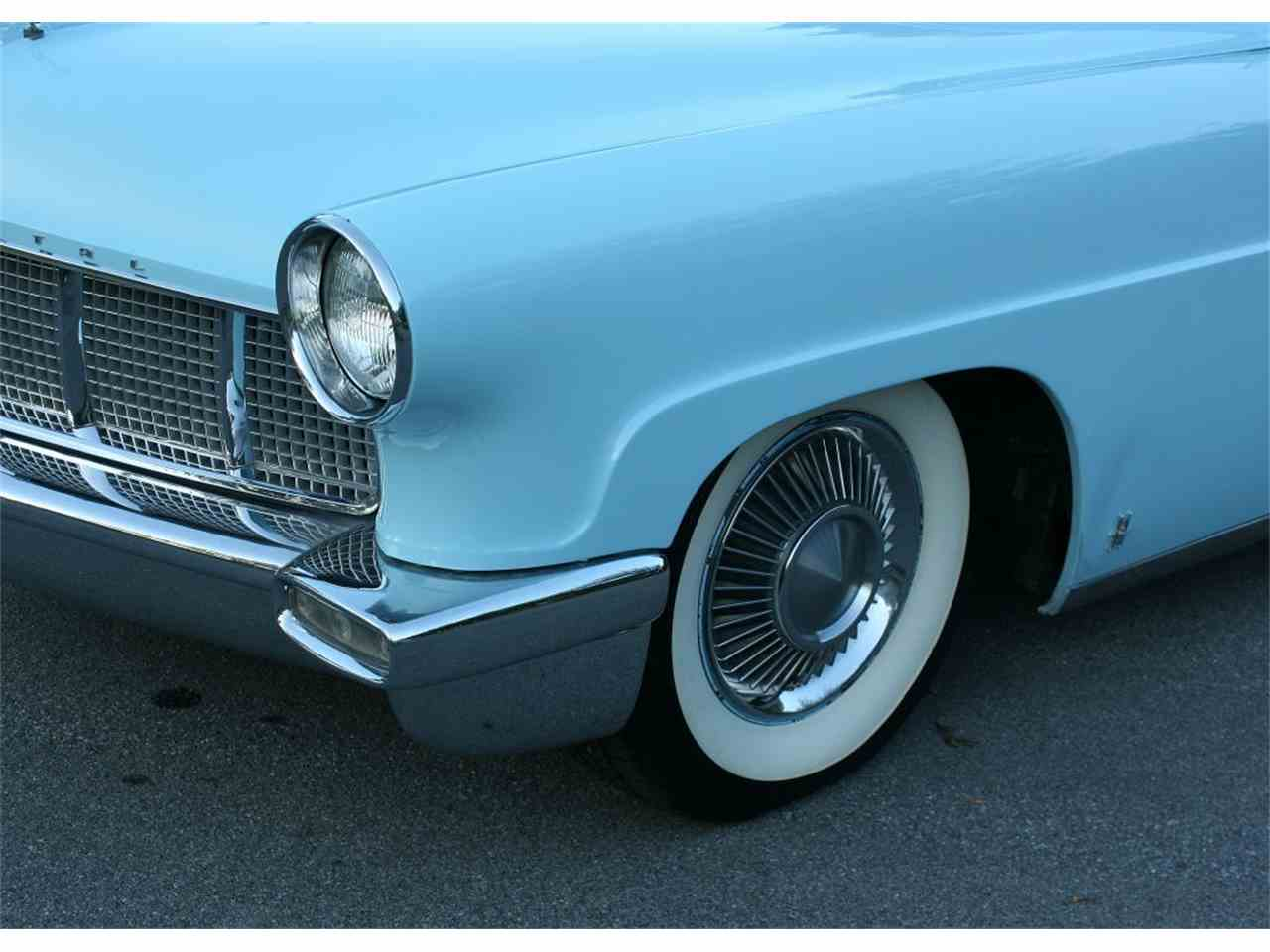 Large Picture of '56 Continental Mark III Offered by MJC Classic Cars - MDD6