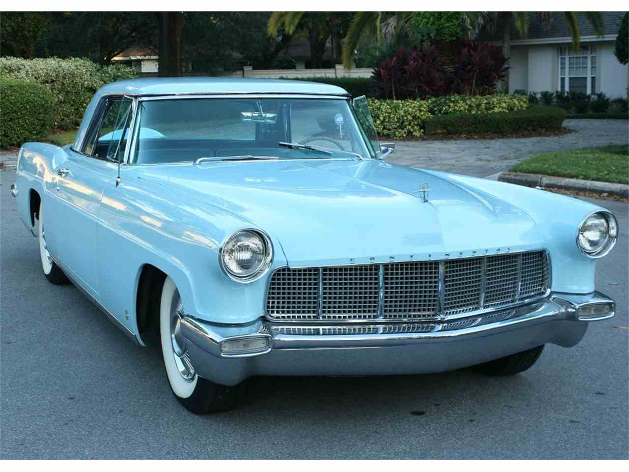 Large Picture of Classic '56 Continental Mark III located in lakeland Florida - $57,500.00 - MDD6