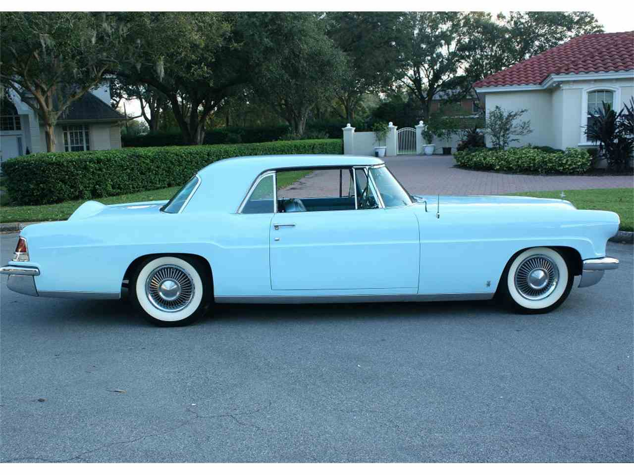 Large Picture of Classic '56 Continental Mark III Offered by MJC Classic Cars - MDD6