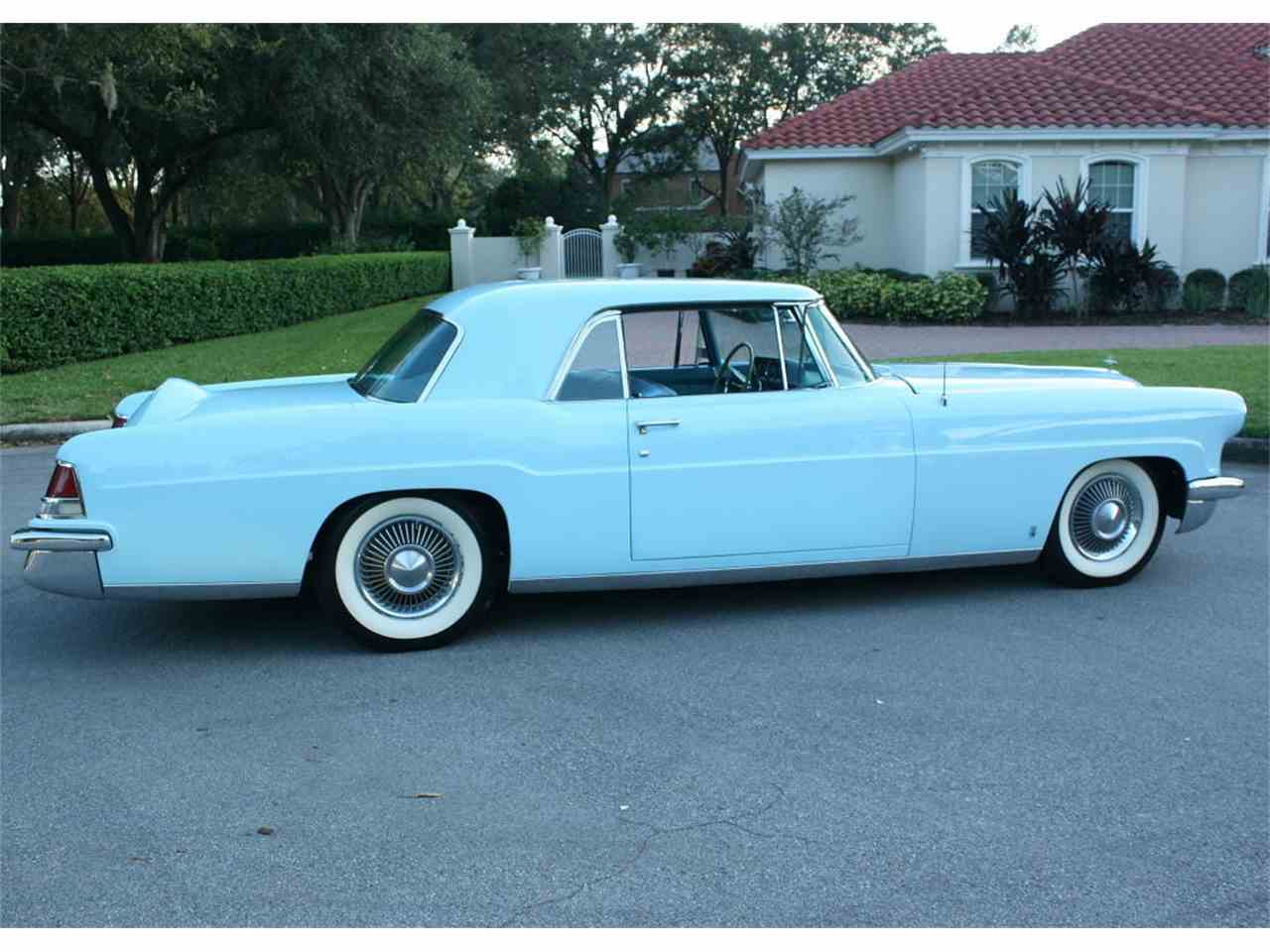 Large Picture of Classic '56 Continental Mark III - MDD6