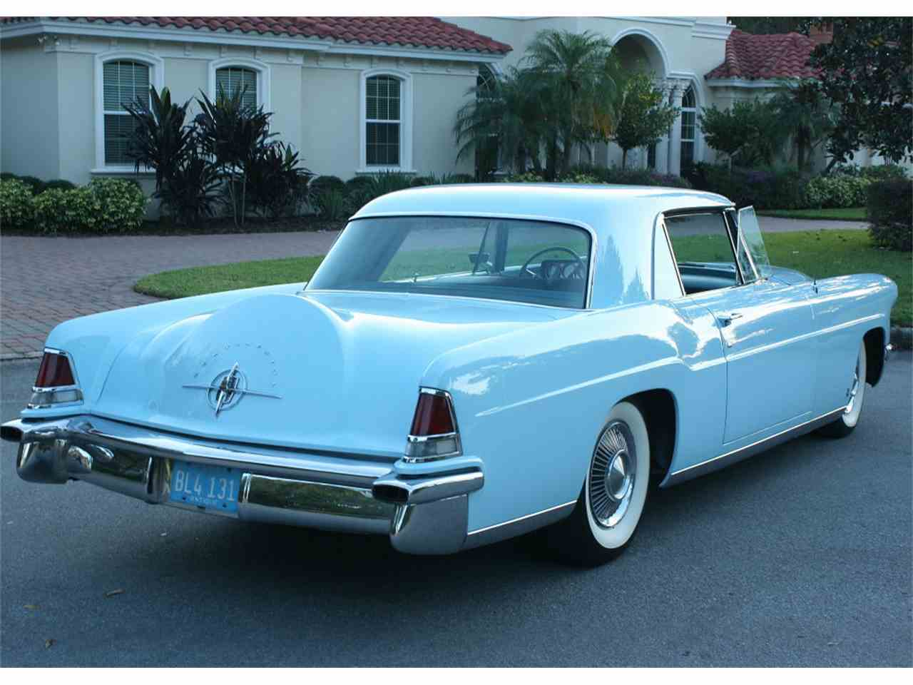Large Picture of Classic '56 Lincoln Continental Mark III located in lakeland Florida - MDD6