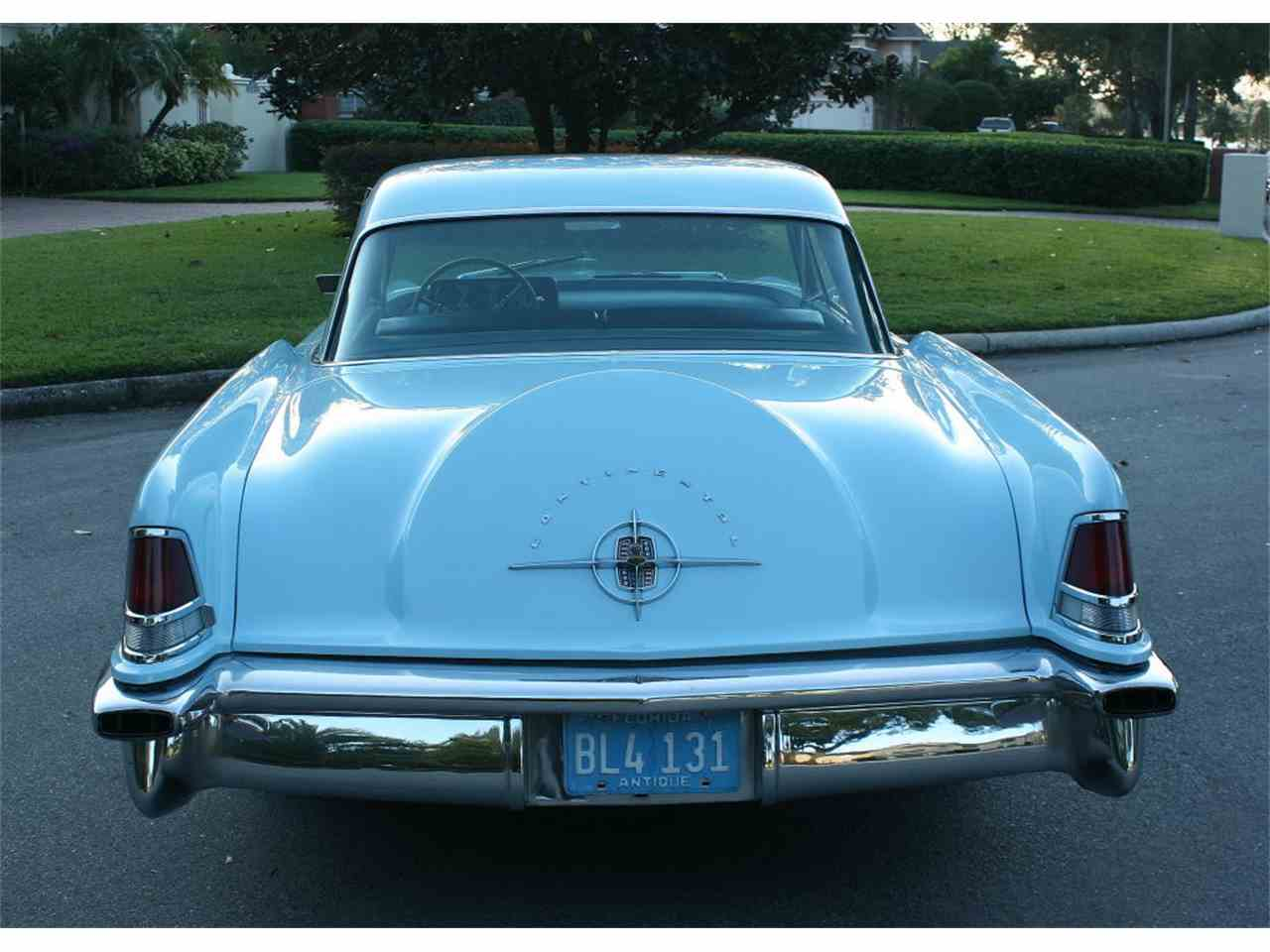Large Picture of 1956 Continental Mark III located in Florida - MDD6
