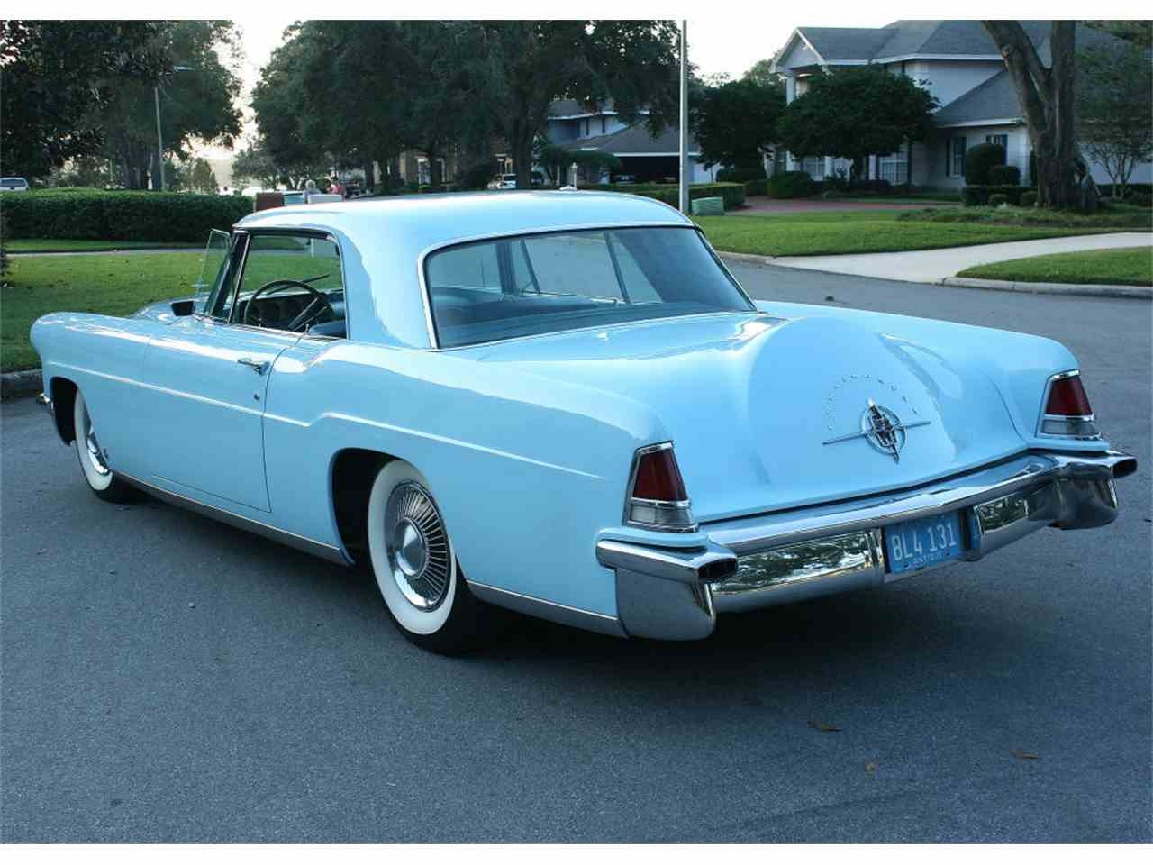 Large Picture of '56 Lincoln Continental Mark III - $57,500.00 Offered by MJC Classic Cars - MDD6