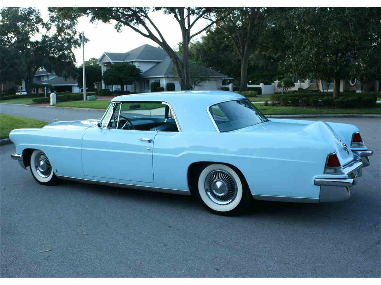 Large Picture of '56 Continental Mark III located in lakeland Florida Offered by MJC Classic Cars - MDD6