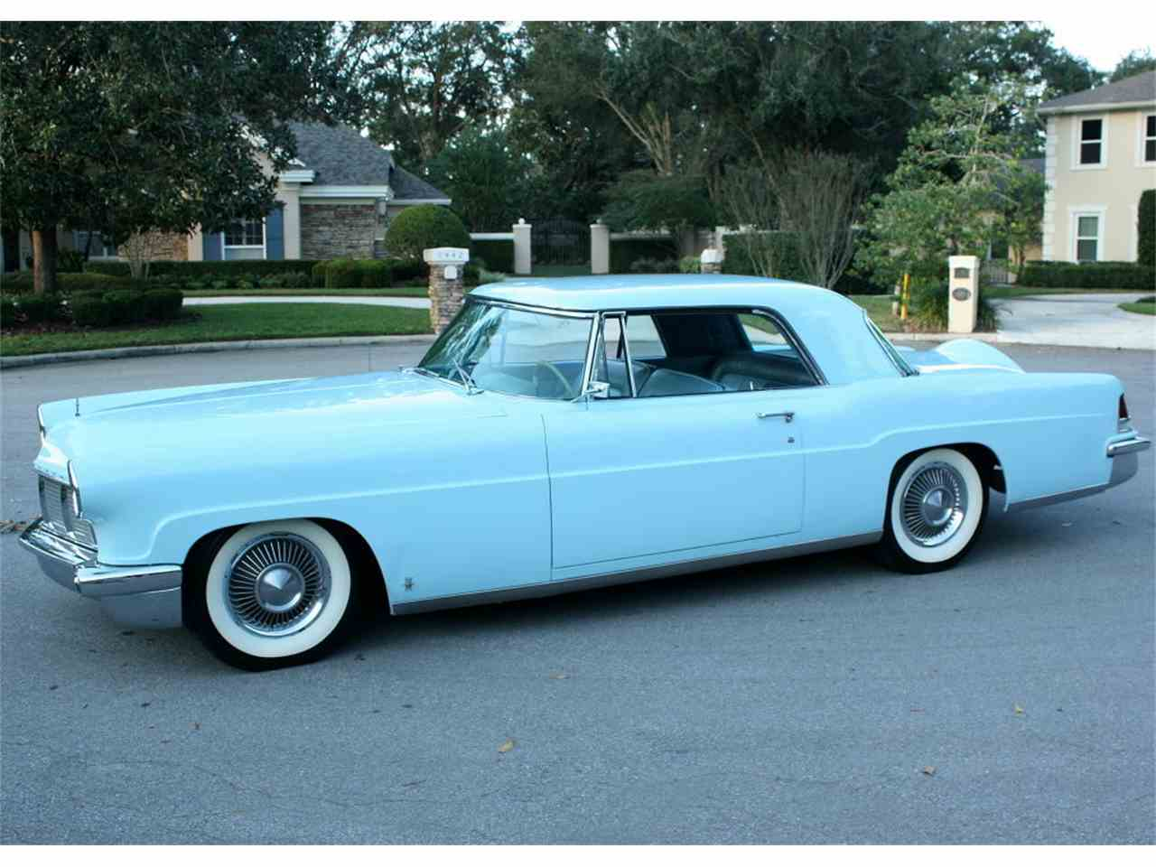 Large Picture of Classic 1956 Lincoln Continental Mark III - $57,500.00 - MDD6