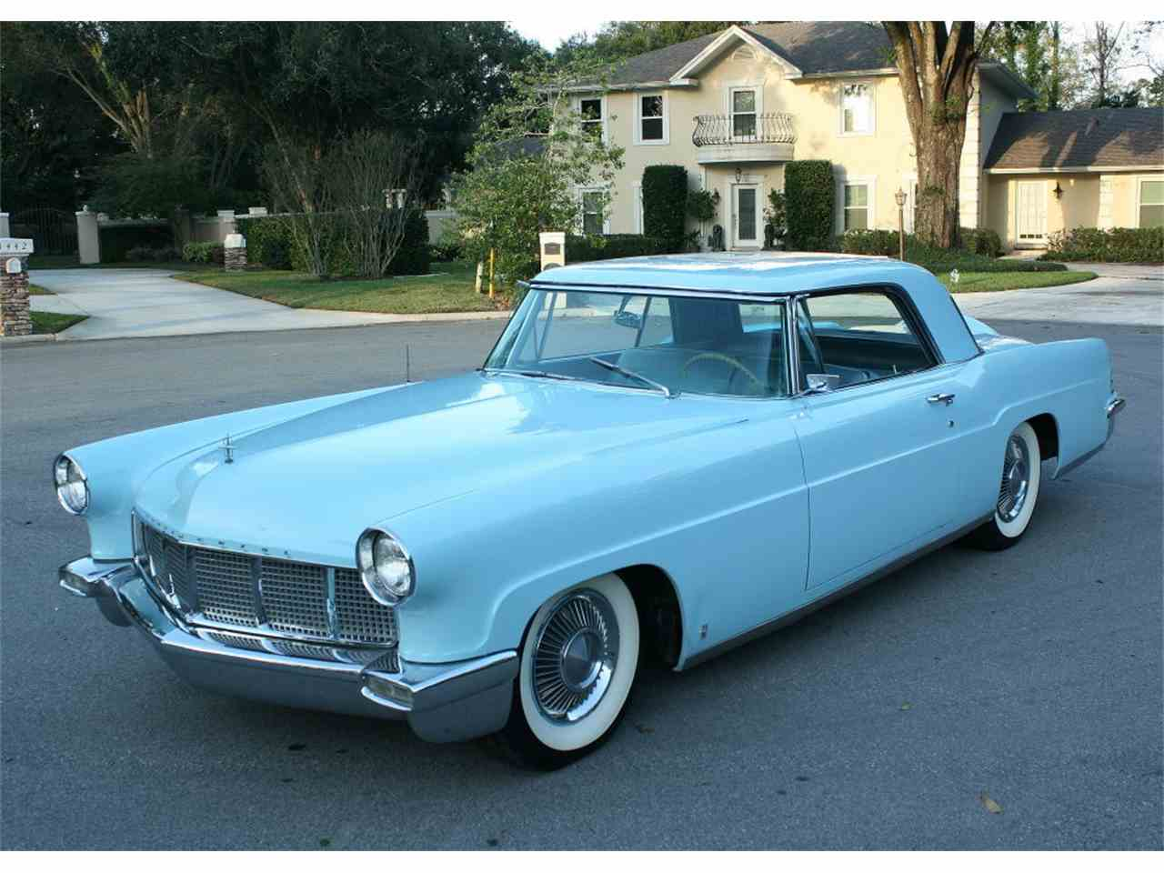 Large Picture of Classic 1956 Lincoln Continental Mark III - MDD6