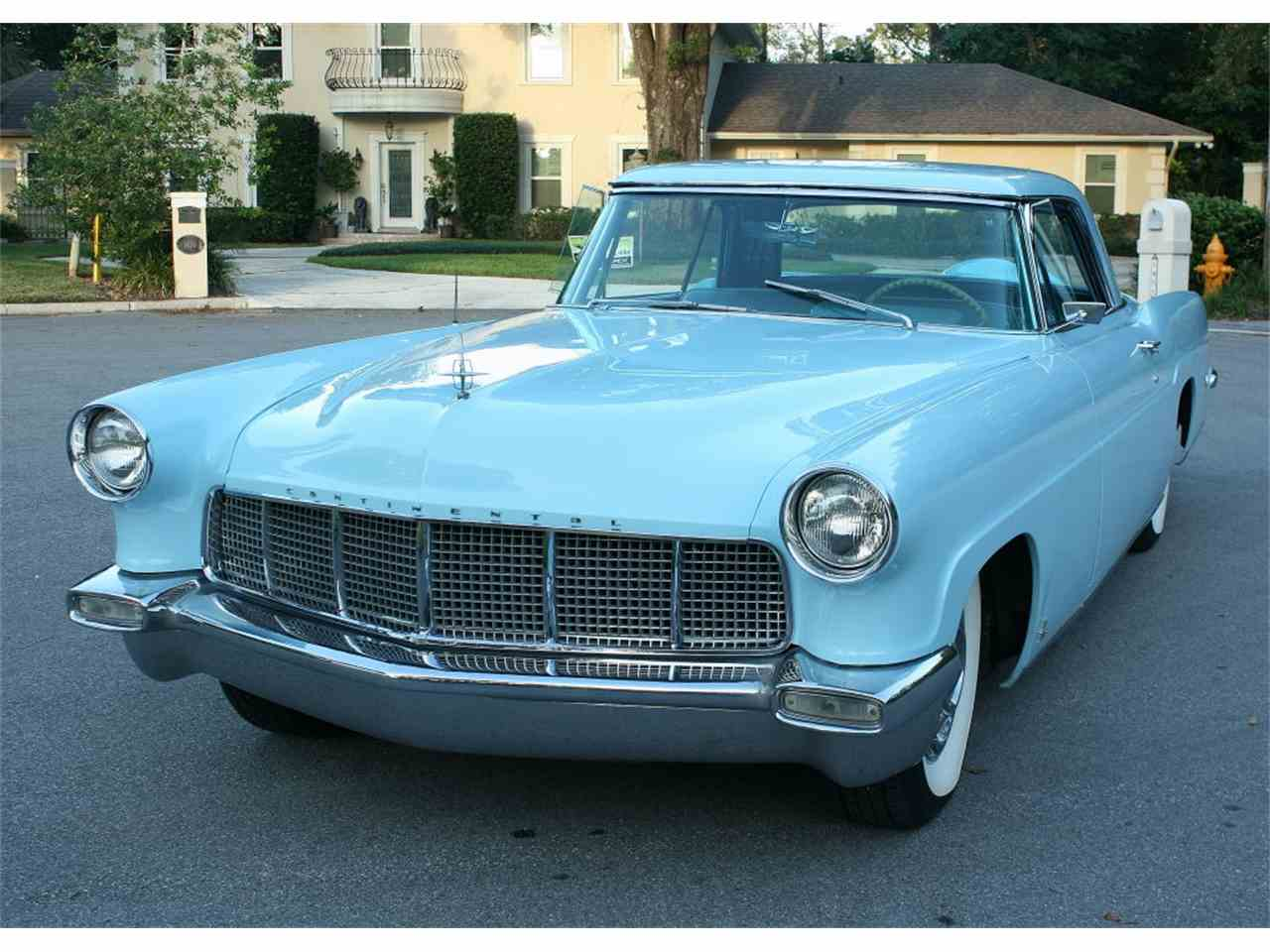 Large Picture of Classic 1956 Lincoln Continental Mark III located in Florida - $57,500.00 Offered by MJC Classic Cars - MDD6
