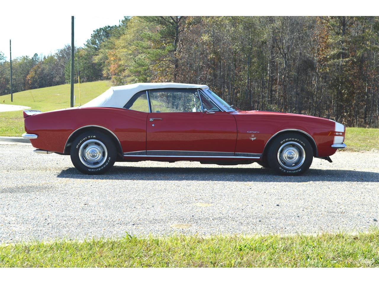 Large Picture of '67 Camaro - MDDB