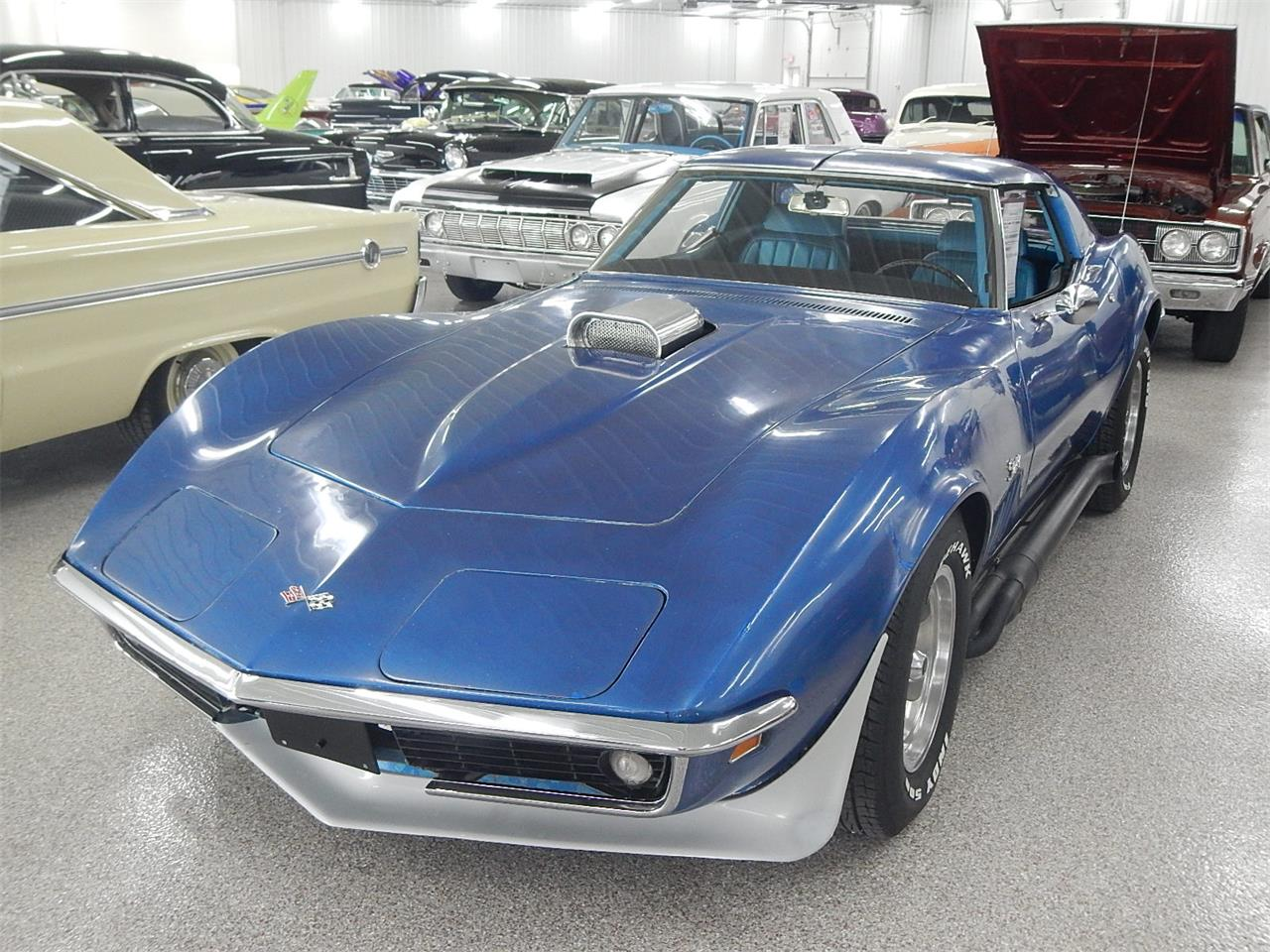 Large Picture of '69 Corvette - MDDK