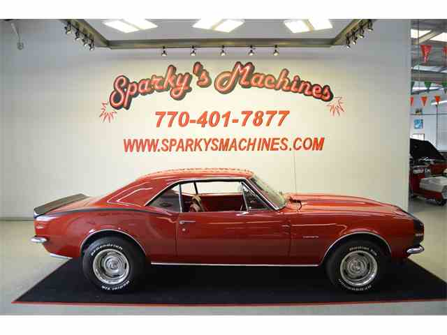Picture of '67 Chevrolet Camaro located in Loganville Georgia - $30,900.00 - MDDP