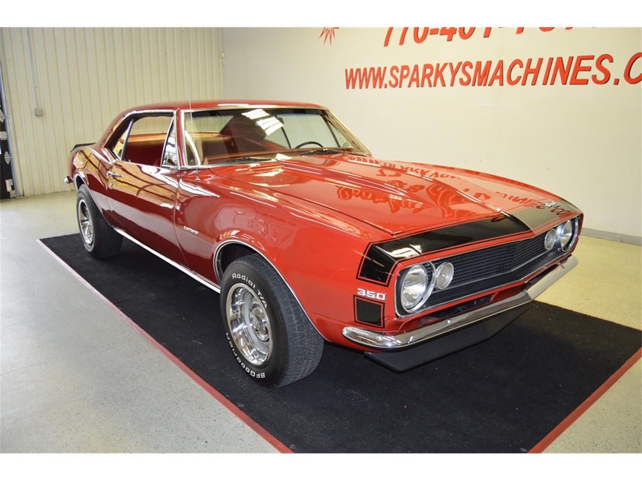 Large Picture of '67 Camaro located in Loganville Georgia - $30,900.00 Offered by Sparky's Machines - MDDP