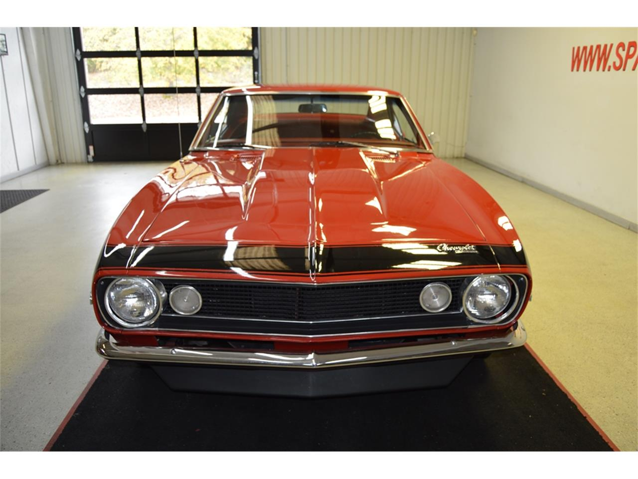 Large Picture of Classic '67 Chevrolet Camaro Offered by Sparky's Machines - MDDP