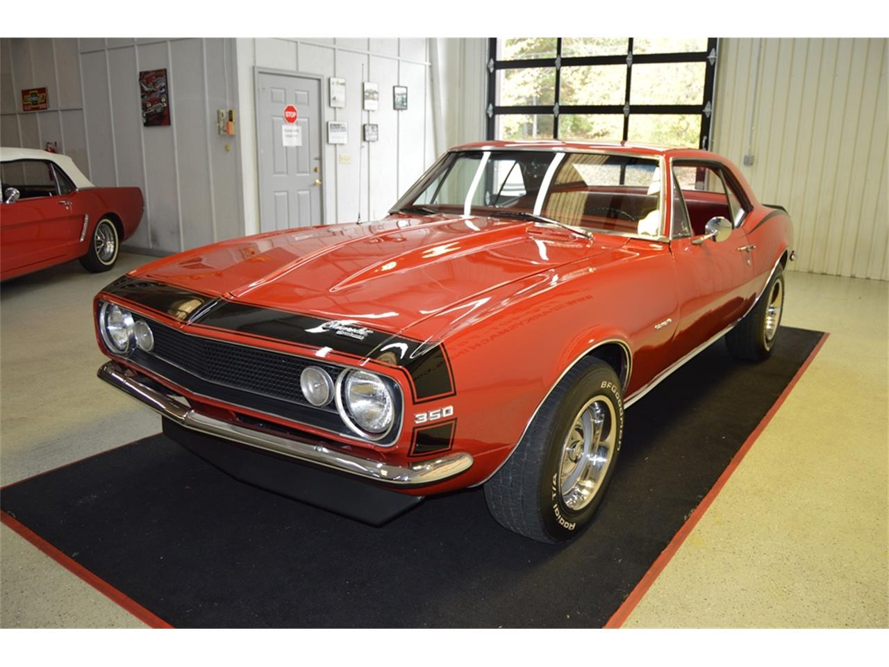 Large Picture of Classic 1967 Chevrolet Camaro - MDDP