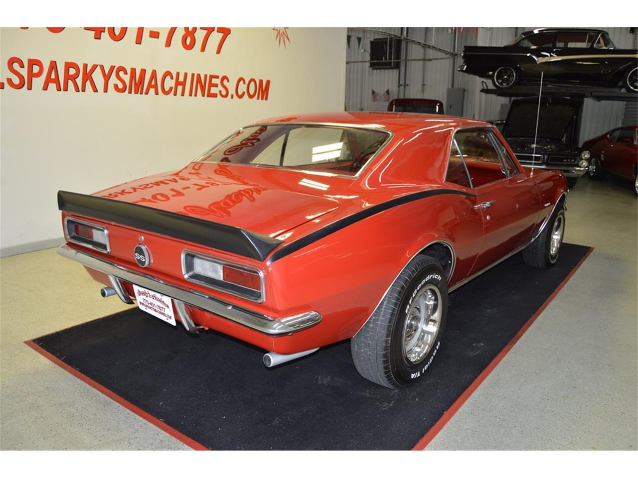 Large Picture of '67 Camaro Offered by Sparky's Machines - MDDP