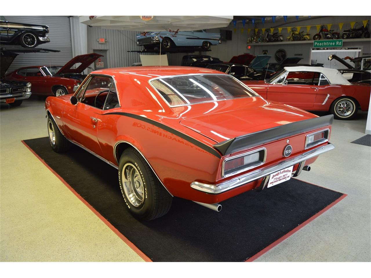 Large Picture of 1967 Chevrolet Camaro - MDDP