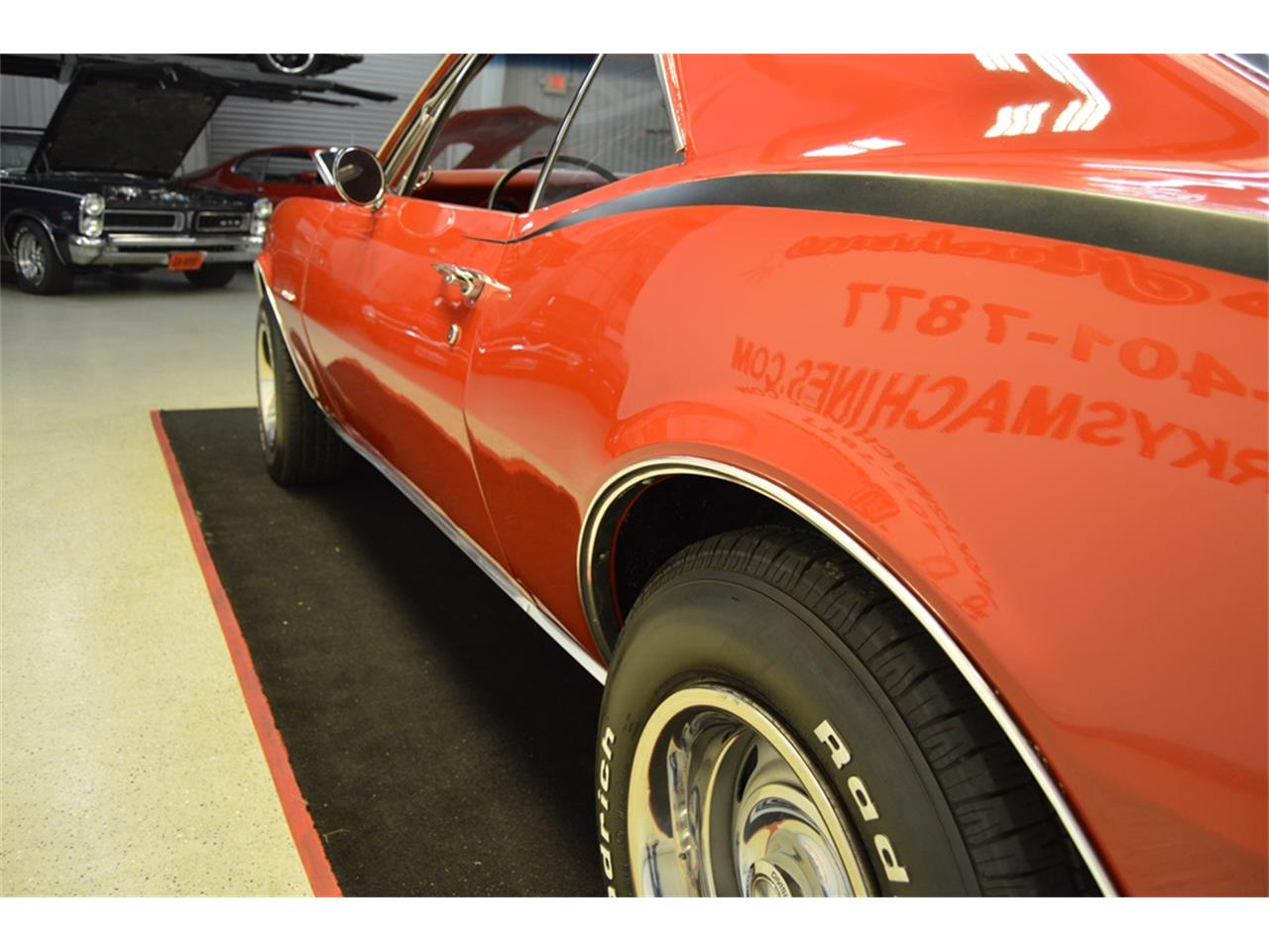 Large Picture of Classic 1967 Camaro located in Loganville Georgia - $30,900.00 Offered by Sparky's Machines - MDDP