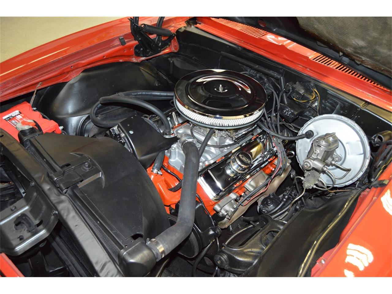 Large Picture of '67 Chevrolet Camaro located in Georgia - MDDP