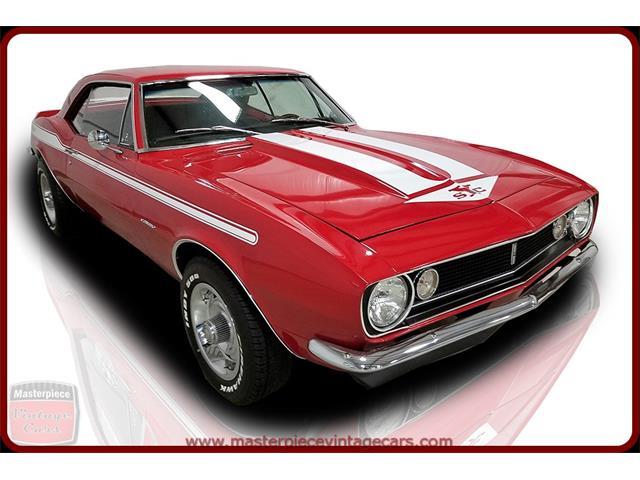 Picture of 1967 Camaro Yenko - $34,900.00 - MDDQ