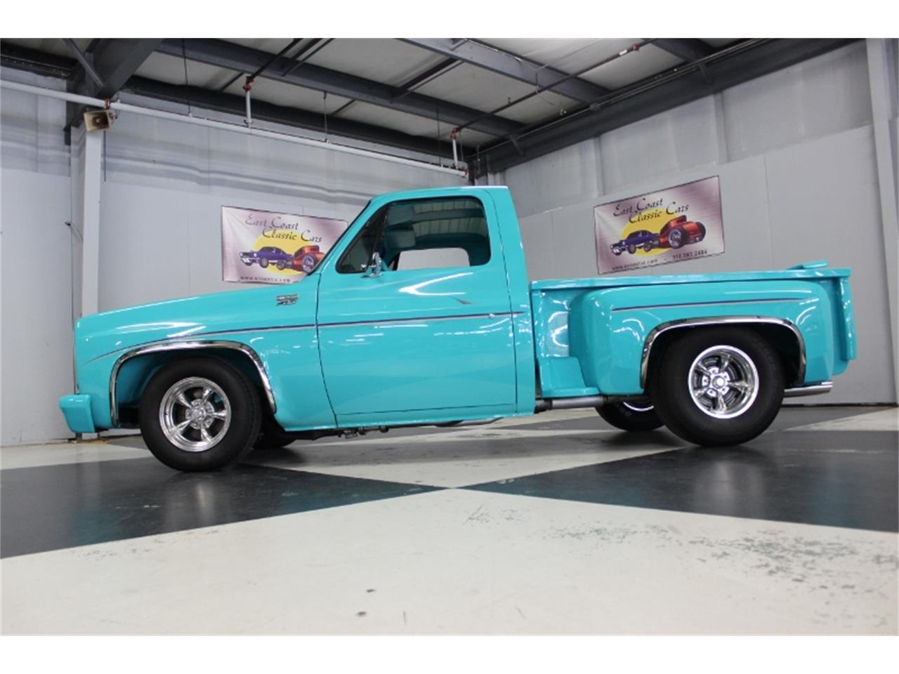 Large Picture of '81 Chevrolet C10 - $27,000.00 Offered by East Coast Classic Cars - MDDW